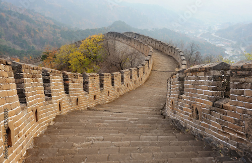 Great Wall of China © wusuowei