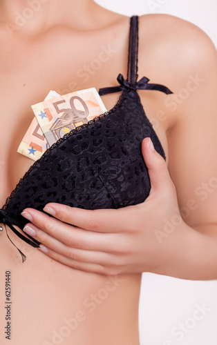 breast money