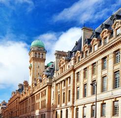 Sorbonne or University of Paris in Paris, France.