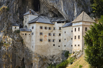 Castello di Predjama, Slovenia 3