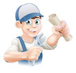 Plumber or mechanic qualification
