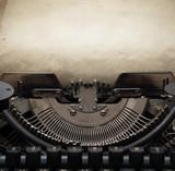 Fototapety old typewriter