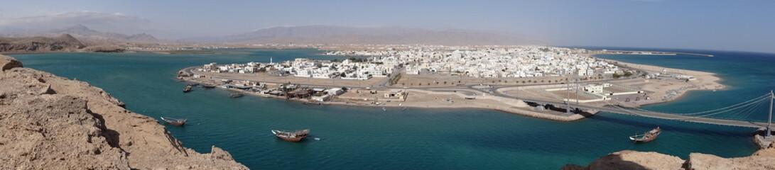 Sur (Ṣūr,Sour) Ash Sharqiyah Oman Sultanat Moyen Orient