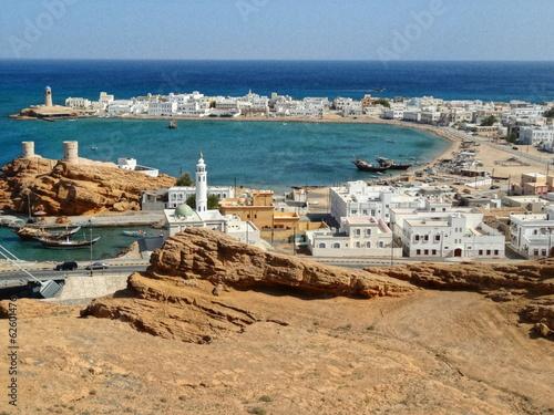 Fotobehang Midden Oosten Sur (Ṣūr,Sour) Ash Sharqiyah Oman Sultanat Moyen Orient