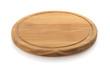 cutting board on white - 62601638