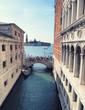 Venecia: canal y puente de Rialto