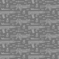 seamless military pattern 02