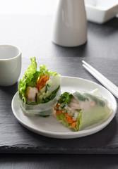 Asian spring roll