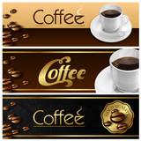 Fototapety menu coffee 3