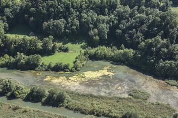 Naturschutzgebiet Wichelsee bei Kägiswil