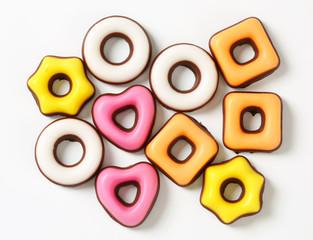 Fondant candies