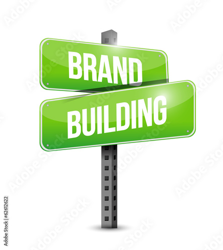 brand building illustration design