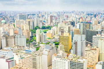 View of Sao Paulo, Brazil