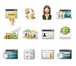Banking and Online Transaction - Harmony Icon Set 10