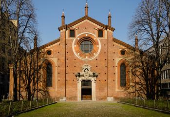 Milano, Chiesa di San Pietro in Gessate