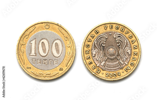one to Kazakhstan Tenge