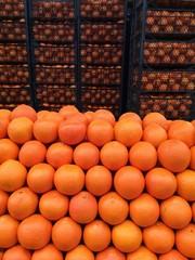 Dizilmiş Portakallar