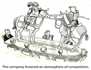 Competition in the company