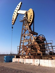 Oil Pump in Xinjiang