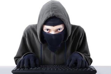 Cyber crime activity