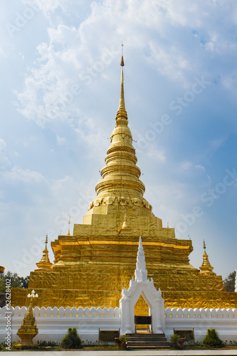 Northen thai pagoda