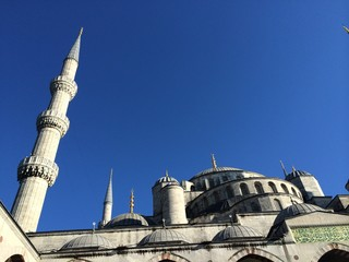 Minare ve Cami Kubbeleri