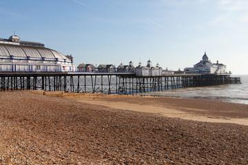 Eastbourne pier, England.