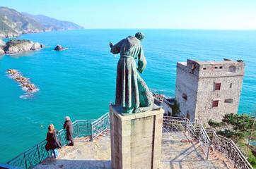 Italian - beautiful Monterosso, Cinque terre