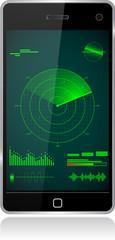 smartphone radar