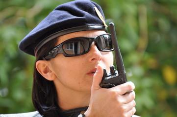 Polizia Sicurezza Protezione
