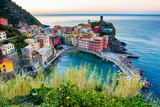 Fototapety Vernazza, Cinque Terre, Italy