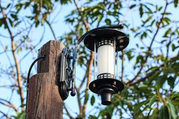 lamp outdoor