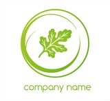 leaves, plant , icon , nature, business logo