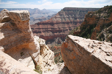 The Grand canyon, Arizona, USA