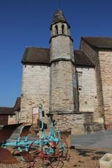 Lanterne des morts à Coussac-Bonneval