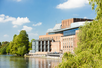 Royal Shakespeare Company Theatre, Stratford-upon-Avon, Warwicks
