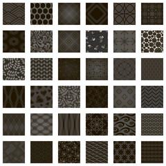 seamless geometric patters