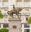 Statue of General Tomas Herrera in  Panama City