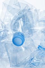 Utilization. Empty water bottle