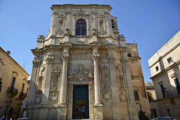 Chiesa di Santa Chiara di Lecce.