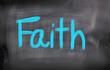 Obrazy na płótnie, fototapety, zdjęcia, fotoobrazy drukowane : Faith Concept