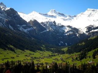 Beautiful Swiss Alps