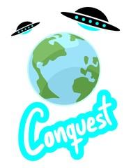 Conquest ovni