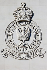 RAF Bomber Command Memorial in London