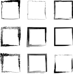 Frames pattern (set01)