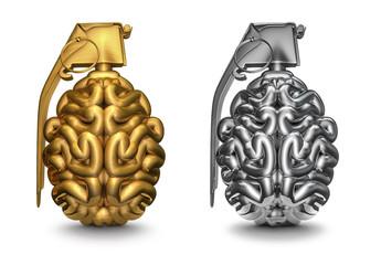 Brain grenade