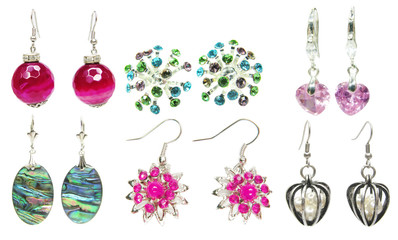 bright earrings jewelry