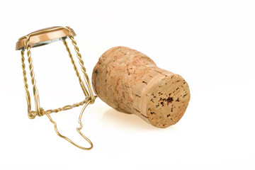 champagne wine bottle corks