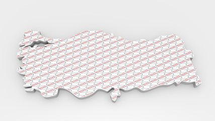 Seçim Mühürü Türkiye 3D
