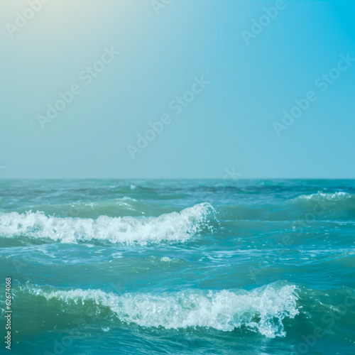 Shore Waves